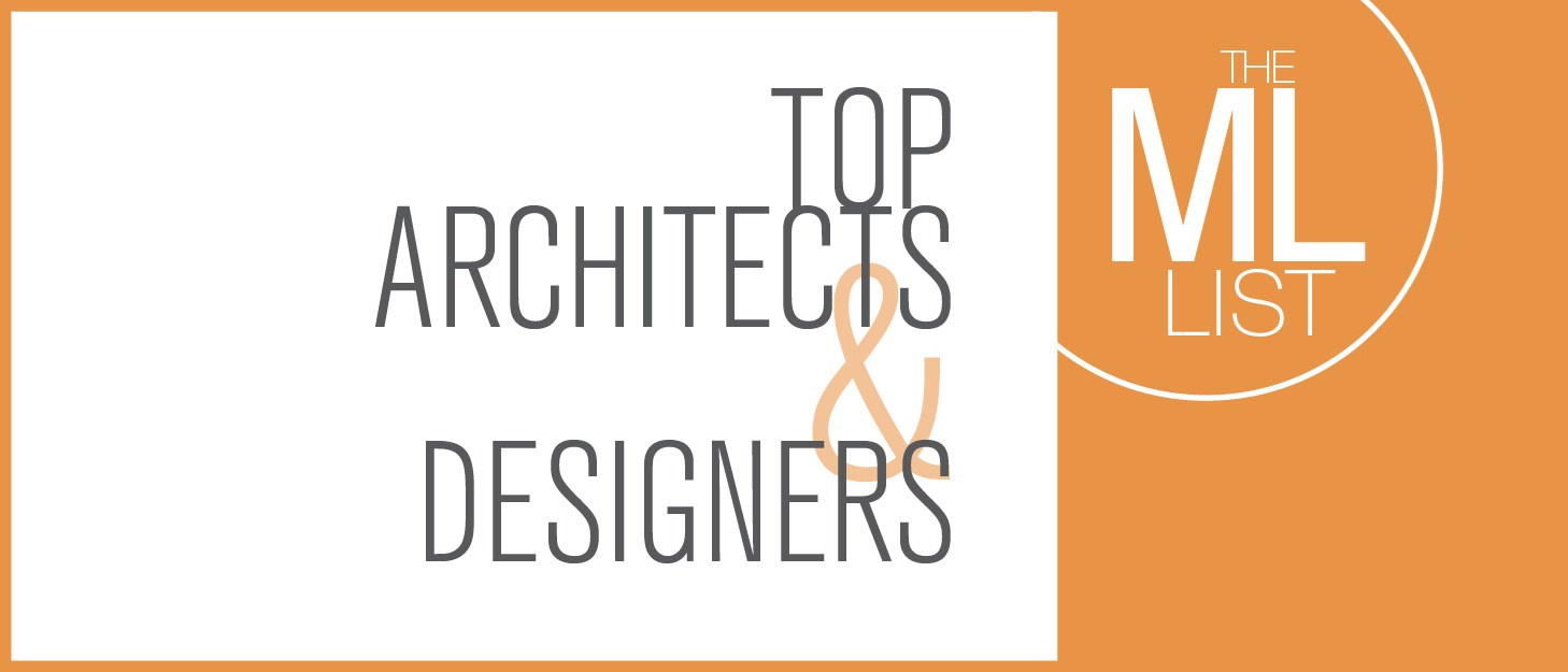 2021 Top Mountain Living Architects and Designers